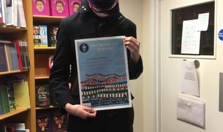 Luke scoops fiction prize