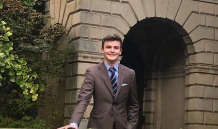 Ethan elected to UN top job