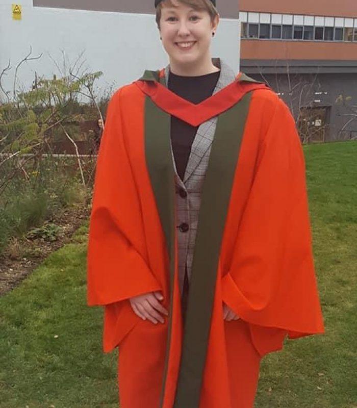 Gemma - Graduation PhD