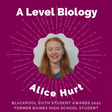 AWARDS 2021 -A Level Biology