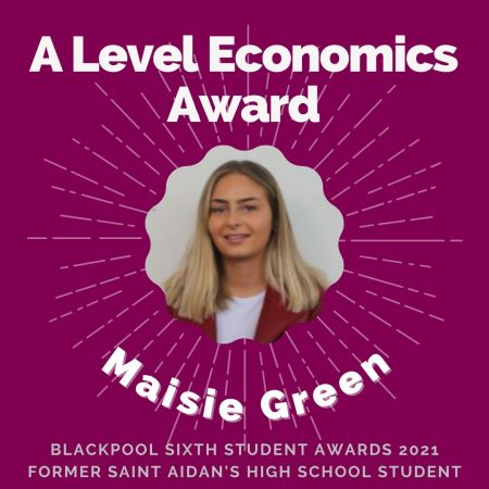 AWARDS 2021 - A Level Economics