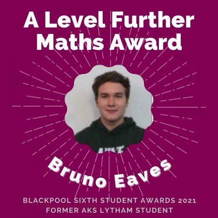 AWARDS 2021 - A Level Further Maths