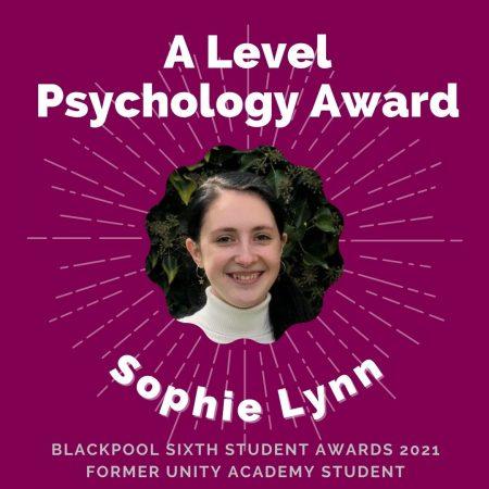 AWARDS 2021 -A Level Psychology
