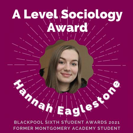 AWARDS 2021 -A Level Sociology