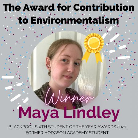 AWARDS 2021_The Award for Contribution to Environmentalism