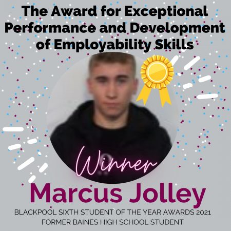AWARDS 2021_The Award for Exceptional Performance and Development of Employability Skills