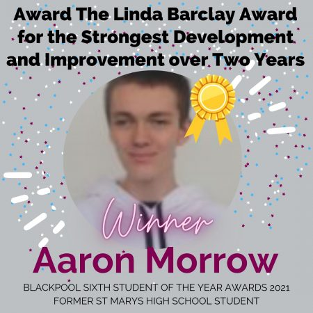 _AWARDS 2021_The Linda Barclay Award for the Strongest Development and Improvement over Two Years