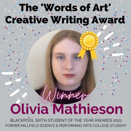 AWARDS 2021_The 'Words of Art' Creative Writing Award