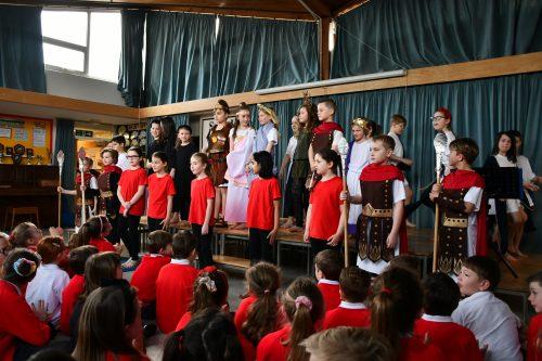 Latin Assembly St Johns
